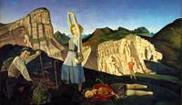 Balthus – Aufgehobene Zeit. Gemälde und Zeichnungen 1932 bis 1960, 18.08.2007-04.11.2007