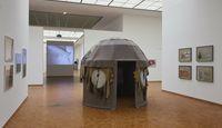 Museum Ludwig Köln. Nil Yalter. Exile Is a Hard Job, 09.03.2019-02.06.2019