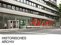 Historisches Archiv der Stadt Köln